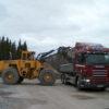 Olsson&Hall Årjäng grustransporter