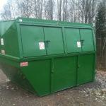 Olsson&Hall Årjäng container